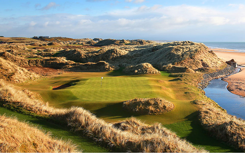 Crédit photo : Trump International Golf Links