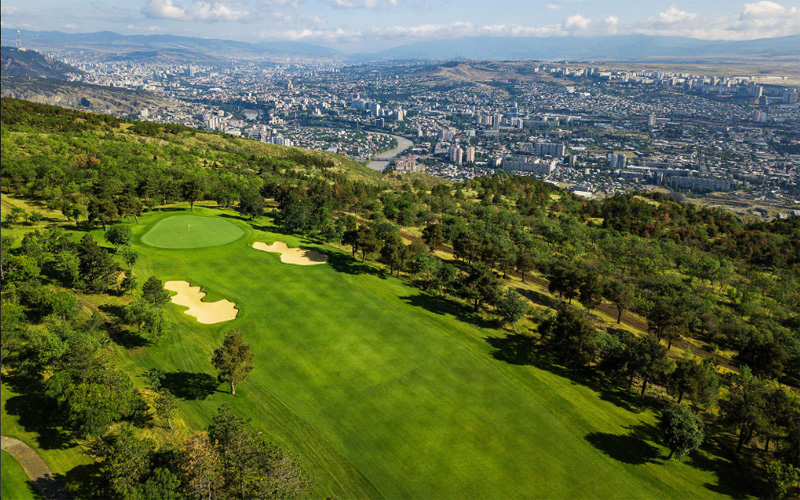 Crédit photo : Tbilisi Hills Golf Resort