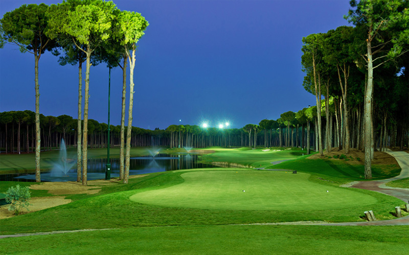 Crédit photo : Carya Golf Club