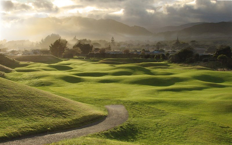 Crédit photo : Paraparaumu Beach Golf Club