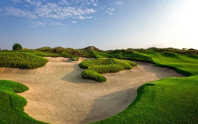 Credit photo : Almouj Golf