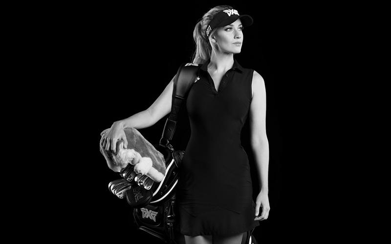 Le phénomène Paige Spiranac : est-ce une révélation ou une illusion dans le golf féminin ? Photo PGX Golf