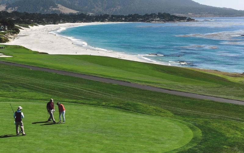 Photo Pebble Beach Golf
