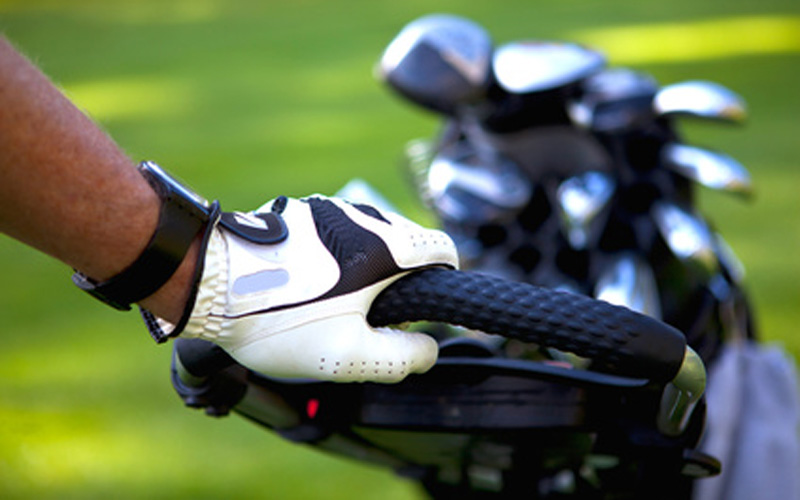 La poignée de votre chariot de golf électrique