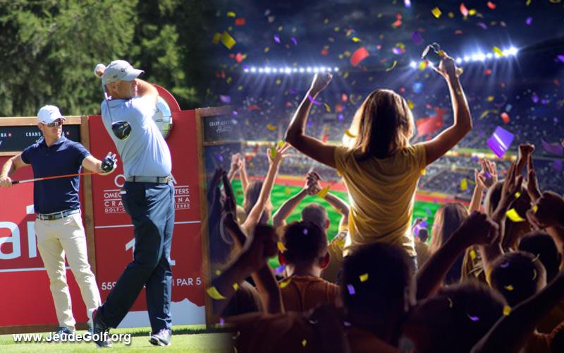 faire du golf un sport populaire