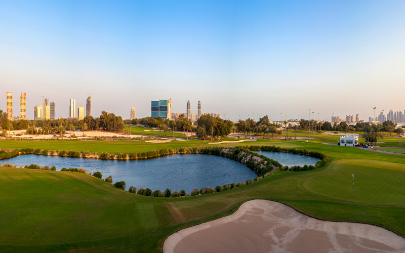 Credit photo : Doha Golf Club