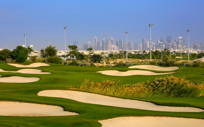 Credit photo : Education City Golf Club
