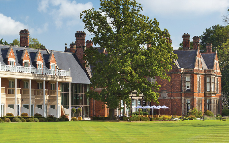 Photo Rockliffe Hall Hotel Golf & Spa