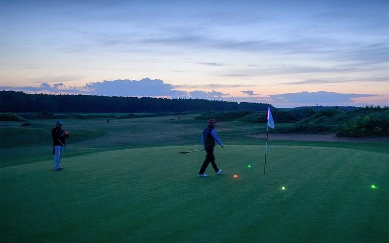 Photo : Gorki Golf Club