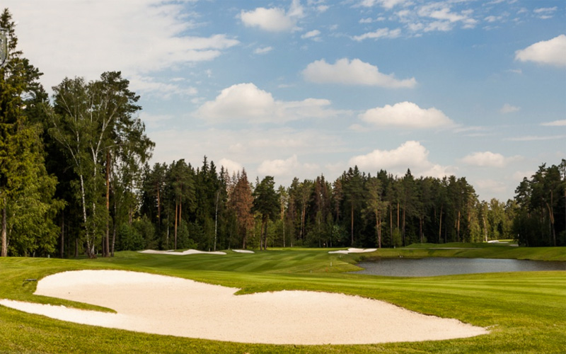 Photo : Le Meridien Moscow Country Club