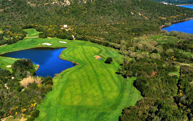 Crédit photo : Pevero Golf Club