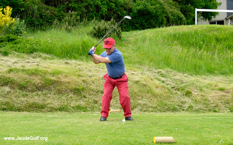 Bien jouer au golf passé 50 ans