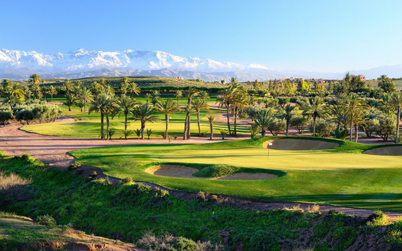 Photo Assoufid Golf Club
