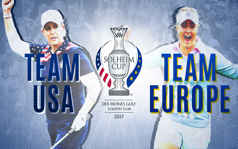 Photo Solheim Cup