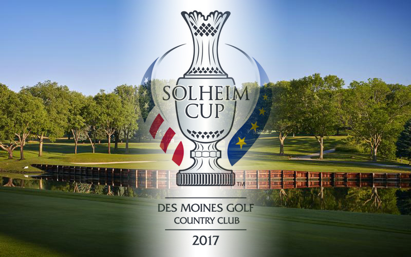 Photo Des Moines Golf & Country Club, Solheim Cup