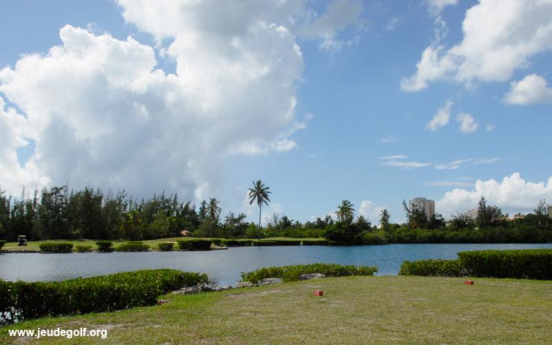 Parcours de Mullet Bay Golf Course