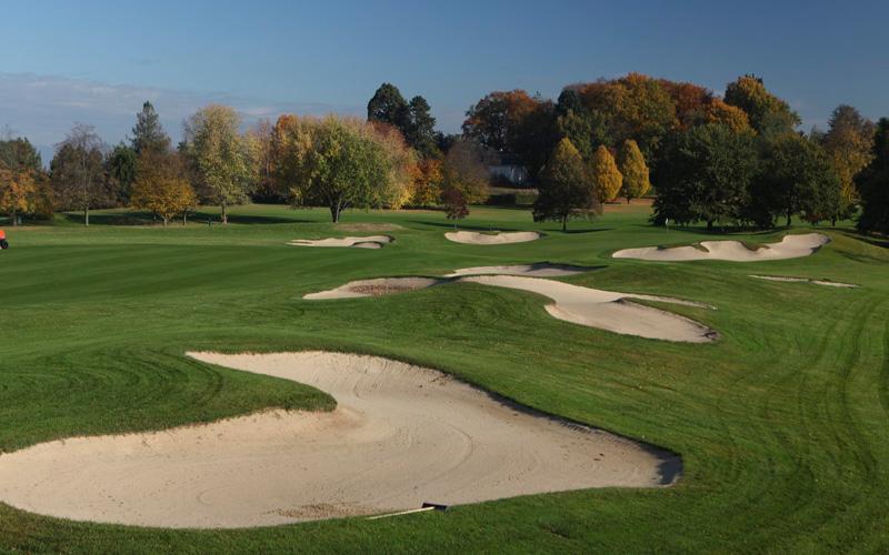 Crédit photo : Golf Club de Genève