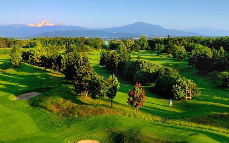 Crédit photo : Golf Club Domaine Impérial