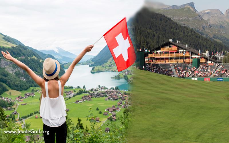 Le golf en Suisse : les traditions de qualité « Swiss Made » vont jusqu'aux parcours de golf