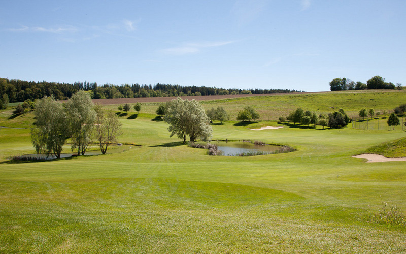 Crédit photo : Golf Club de Vuissens