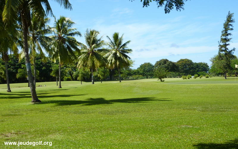 golf d'Atimaono à Tahiti 3