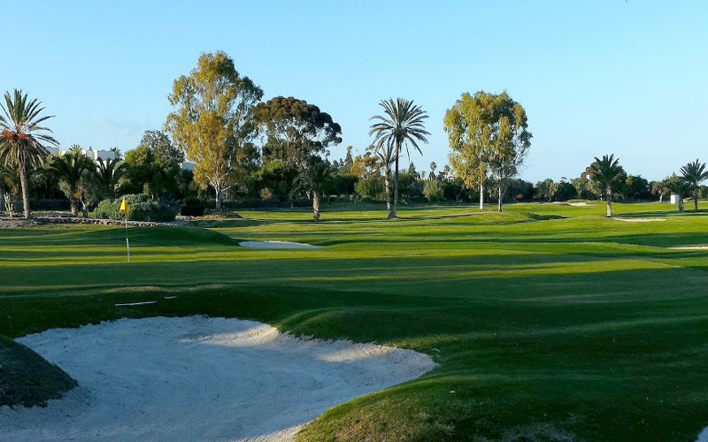 Credit photo : El Kantaoui Golf