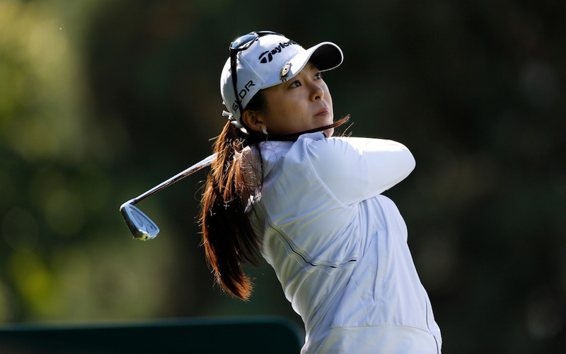 Mi Jung Hur. Photo : Mark Newcombe-visionsingolf.com