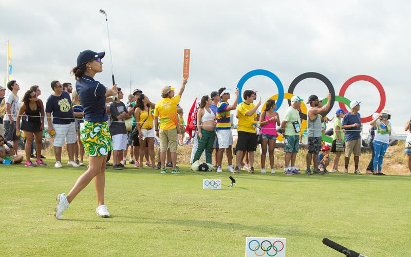 Jeux Olympiques féminins à Rio, Victoria Lovelady