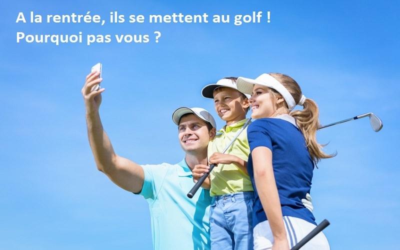 3 raisons de se mettre ou remettre au golf à la rentrée