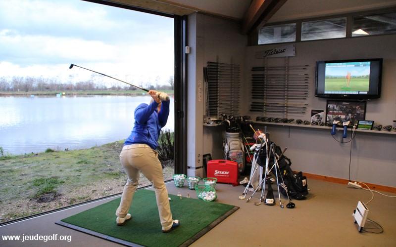 Exemple d'un golfeur pro qui swingue à plus de 119 mph au drive