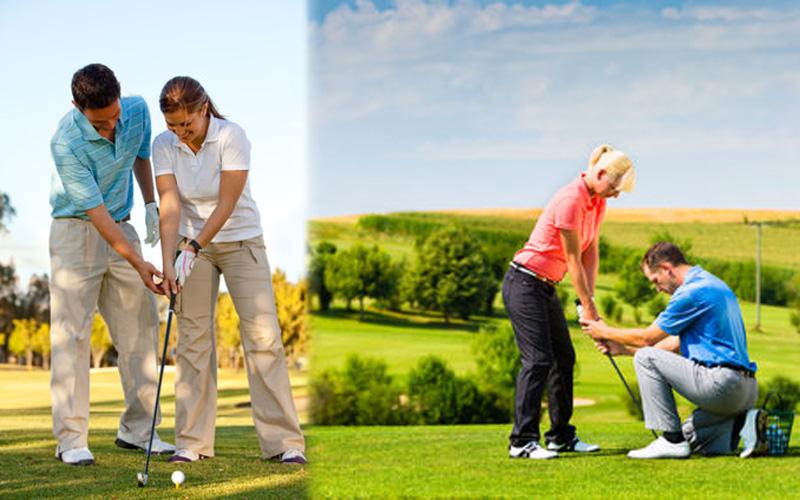 Golf, enseignement par les sensations