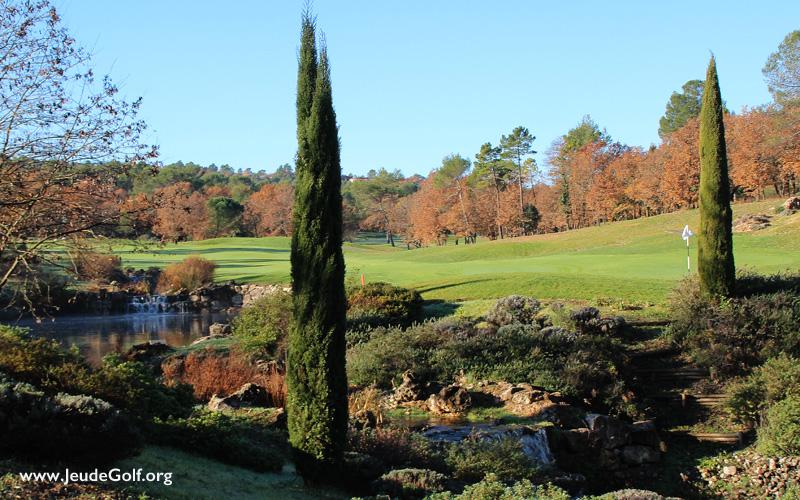 Photo Jeu de golf, environnement
