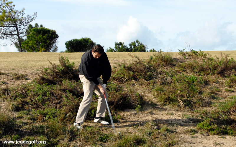 des règles du golf trop difficiles