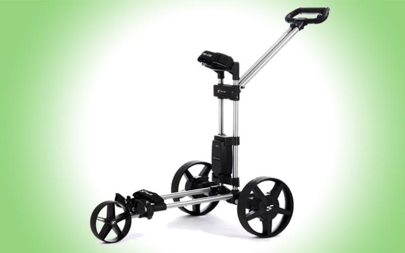 Chariot électrique Flat Cat Touch Hybrid