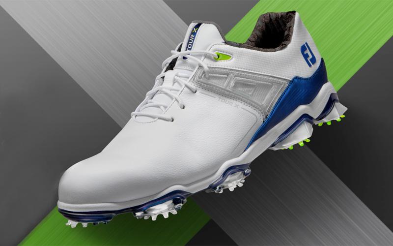 Nouvelles chaussures de golf FootJoy Tour X 2020