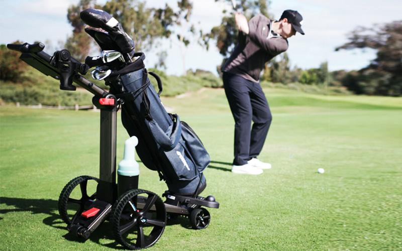 Le chariot de golf électrique télécommandé Forecaddy est-il vraiment adapté à nos parcours?