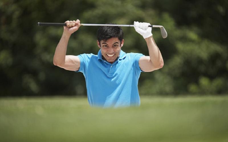 Pourquoi le golf peut-il être aussi frustrant ?