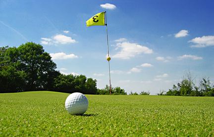 Comment bien jouer au golf en bord de green