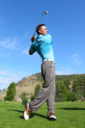 Le passionné de golf !