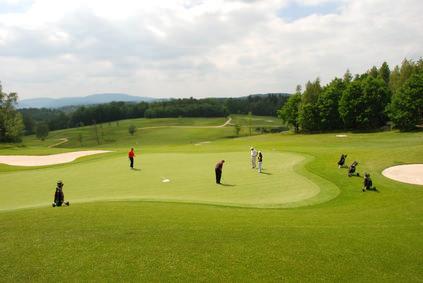 Découvrir un parcours de golf en France