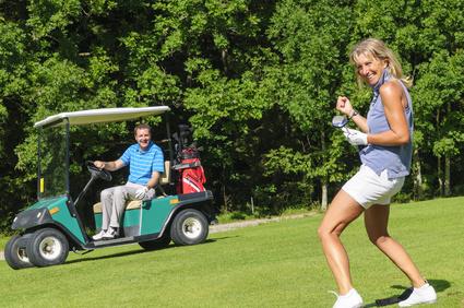 Se préparer mentalement pour réussir au golf