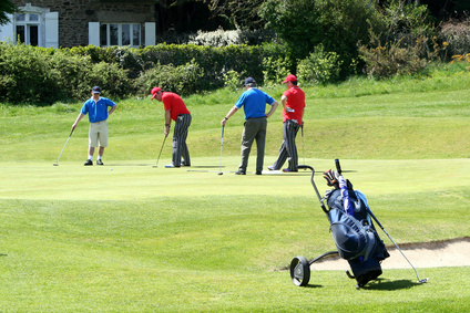 Golf entre amis: Comment pimenter sa partie?