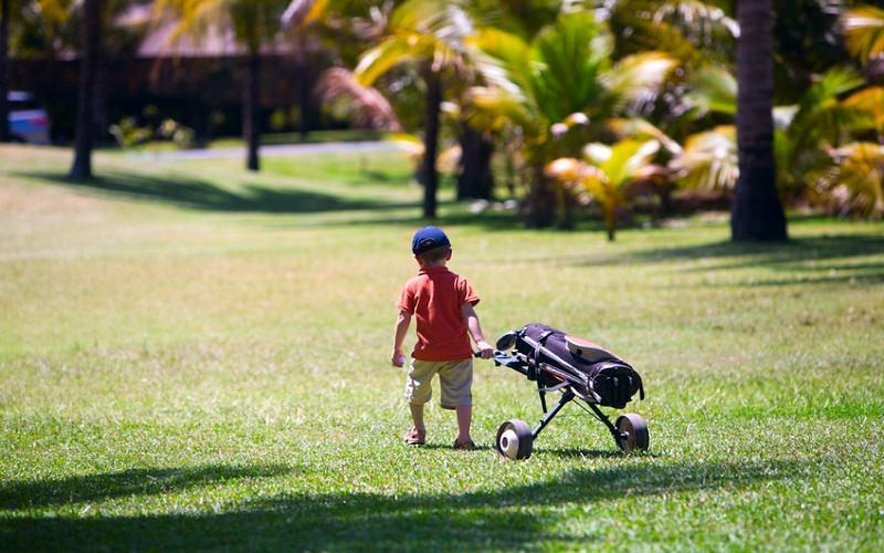 Un rêve de golfeur : vite, facile, sans stress…