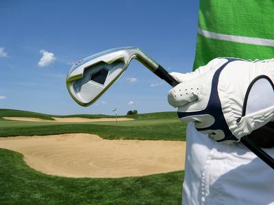 Les séries de fers au golf