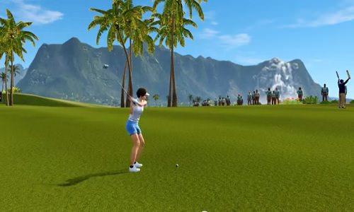 Les jeux vidéos de golf