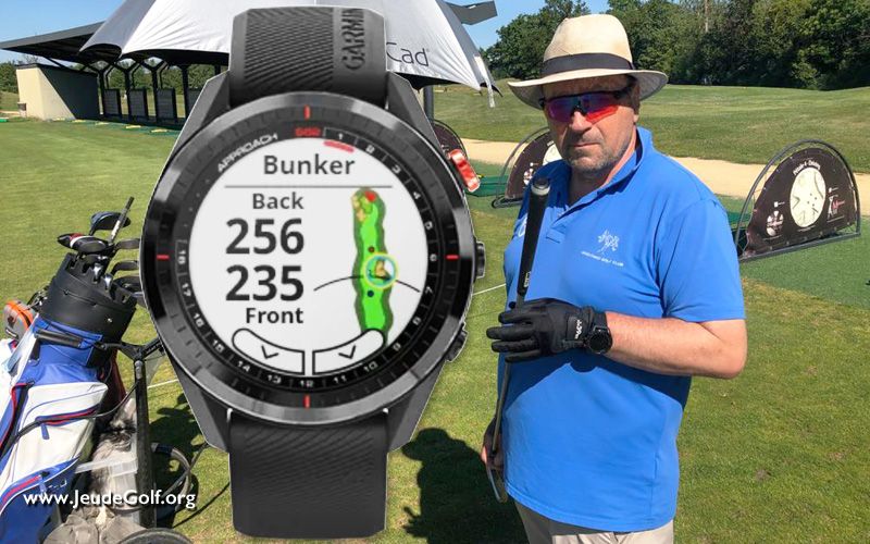 Revue de la montre de golf Garmin Approach S62, et l'avis de l'un de nos lecteurs