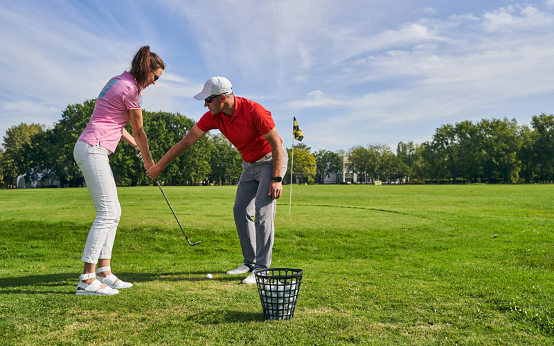 Pourquoi un golfeur peut-il éprouver le besoin de changer d'enseignant ?