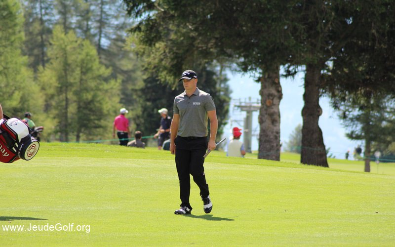 Alex Noren dans le top-10 des meilleurs golfeurs du monde