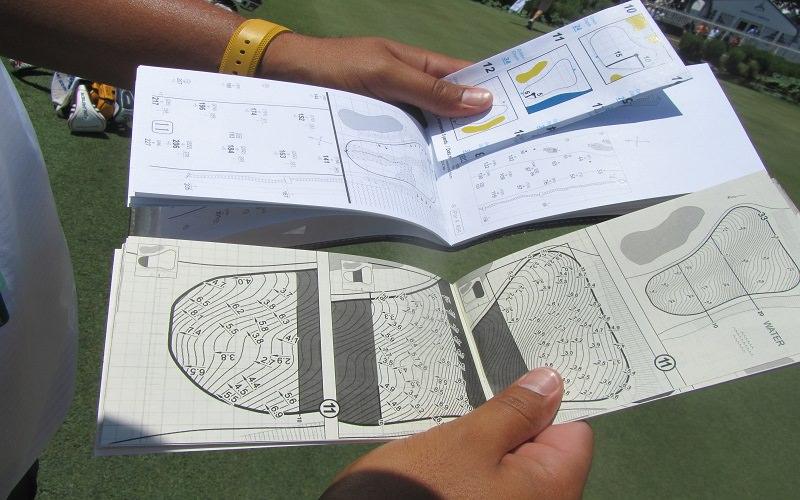 Exemple d'un carnet de parcours