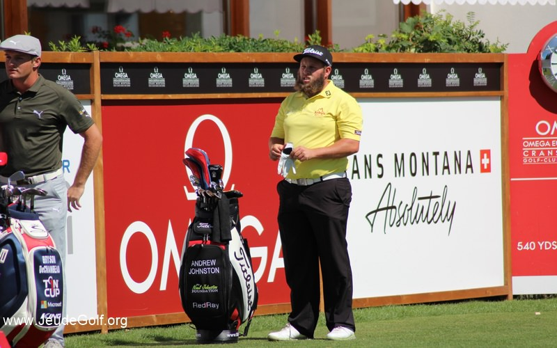 Andrew « Beef » Johnston : le nouveau beauf du golf ?